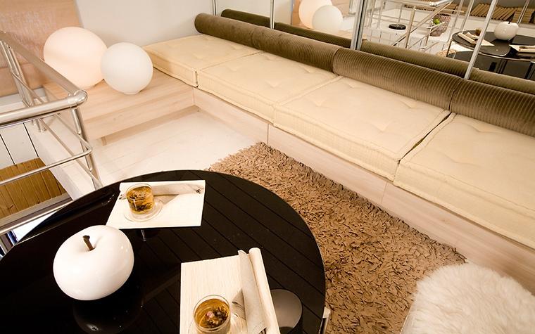 интерьер гостиной - фото № 14633