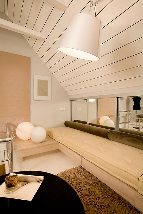 интерьер гостиной - фото № 14634