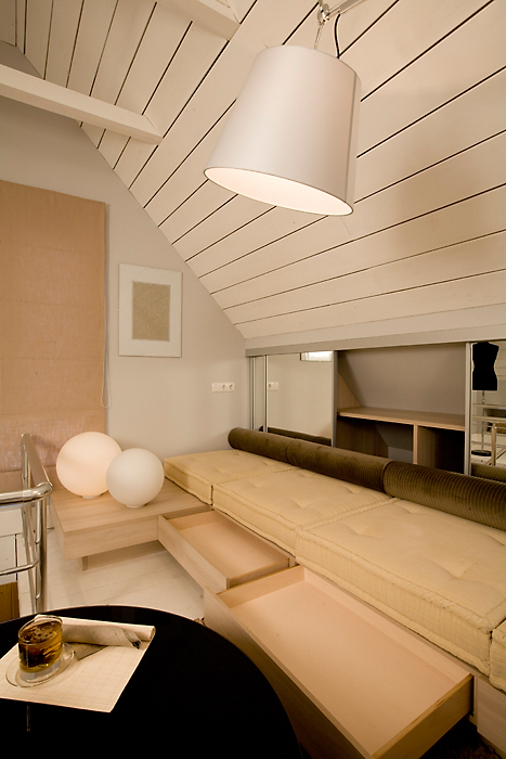 интерьер гостиной - фото № 14635