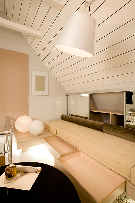 интерьер гостиной - фото № 14636