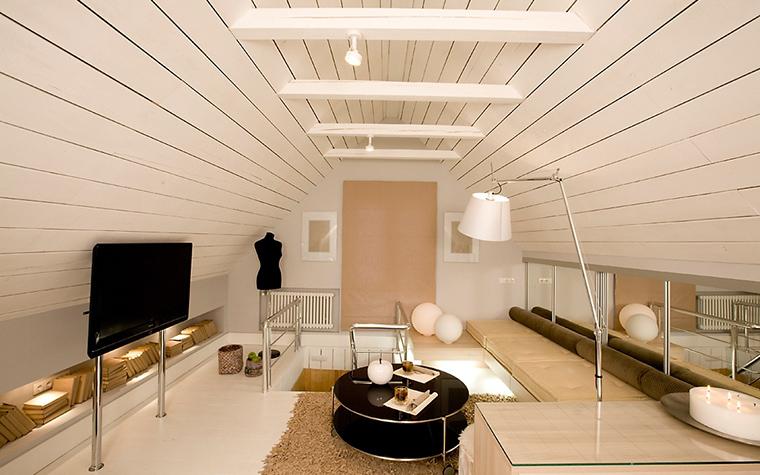 интерьер гостиной - фото № 14637