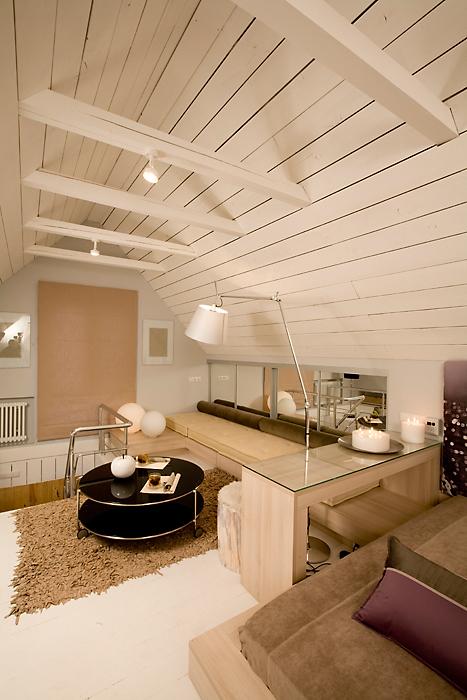интерьер гостиной - фото № 14640