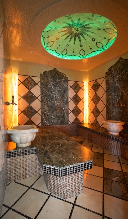 интерьер бани - фото № 15913