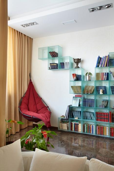интерьер гостиной - фото № 15202