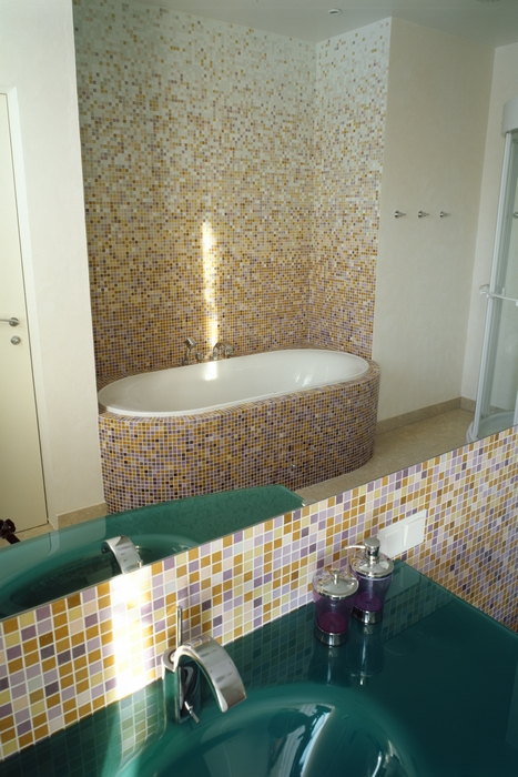 Фото № 15294 ванная  Загородный дом