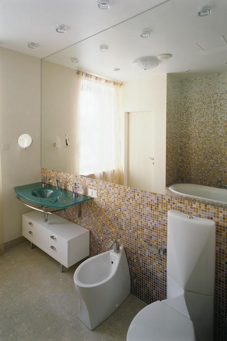 Фото № 15295 ванная  Загородный дом