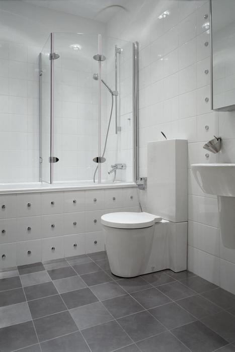 Загородный дом. ванная из проекта , фото №15301
