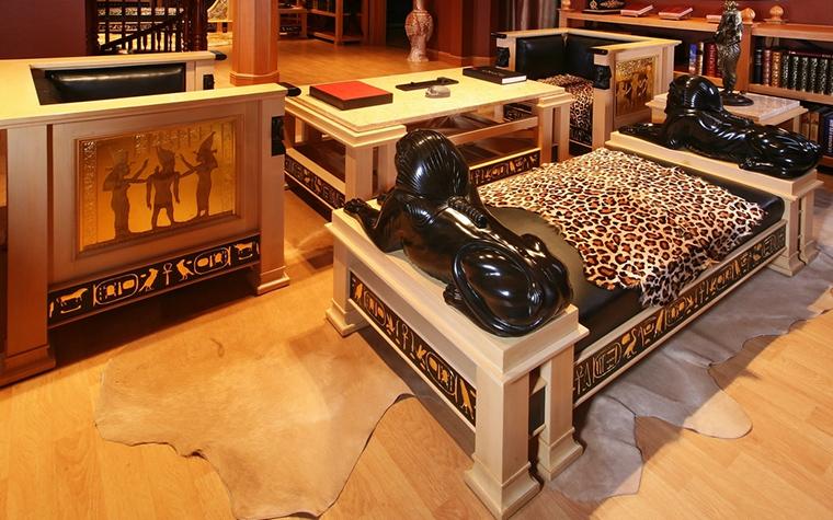 интерьер гостиной - фото № 15343