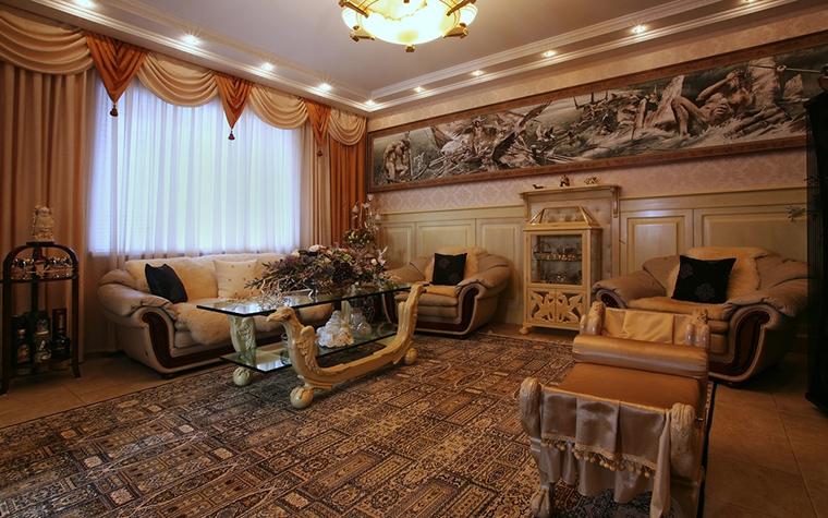 интерьер гостиной - фото № 15315