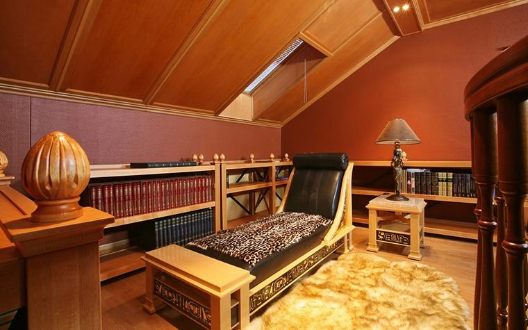 интерьер гостиной - фото № 15334