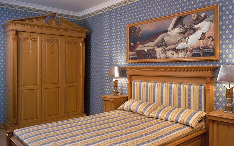 Фото № 15347 спальня  Загородный дом