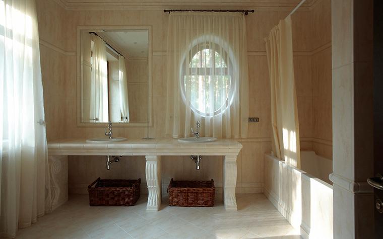 Фото № 15448 ванная  Загородный дом