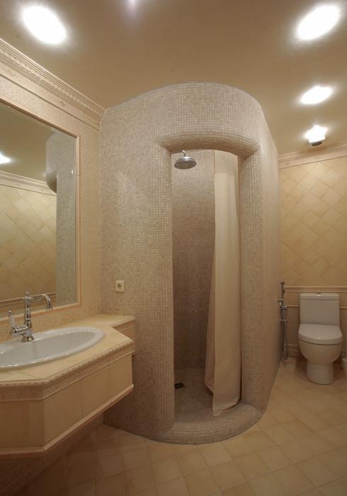 Фото № 15449 ванная  Загородный дом