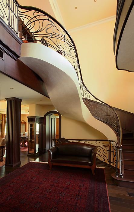 Фото дизайна лестниц в интерьере