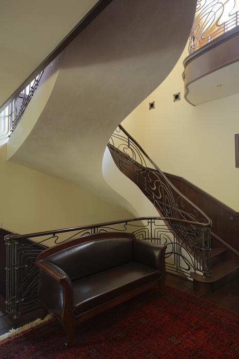 Фото № 15440 холл  Загородный дом