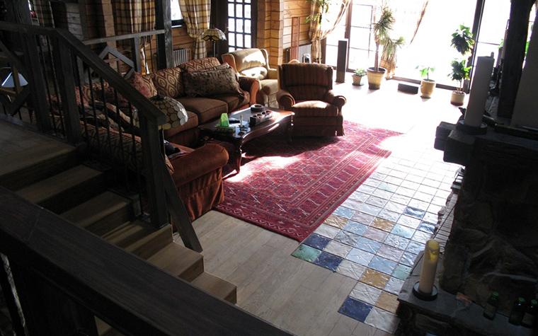 интерьер гостиной - фото № 15567