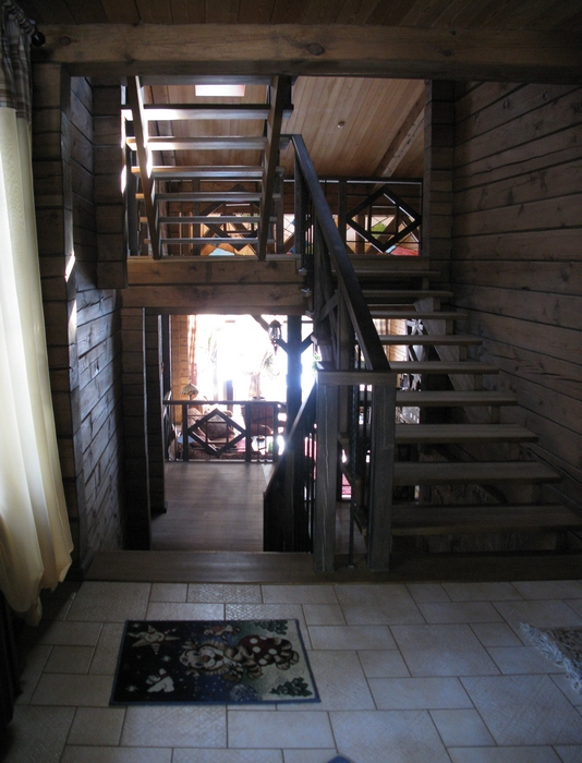 Фото № 15564 холл  Загородный дом