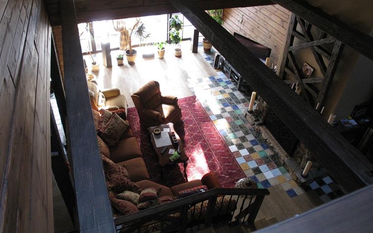 интерьер гостиной - фото № 15566