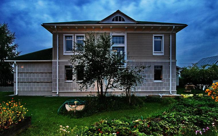Фото № 15663 фасад  Загородный дом