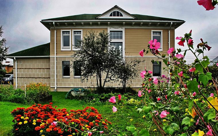 Фото № 15697 участок  Загородный дом