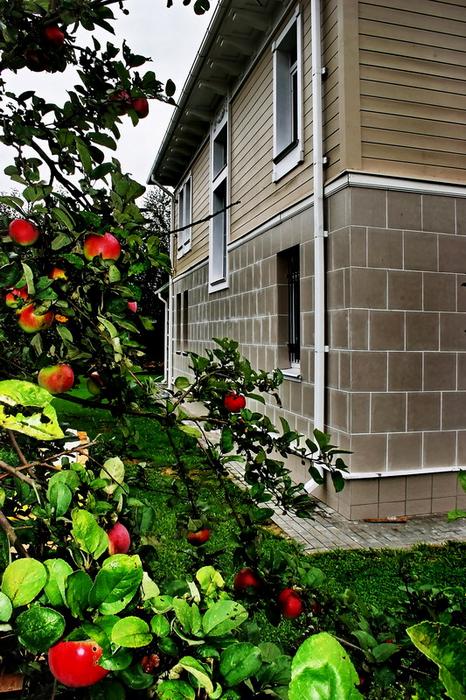 Фото № 15669 фасад  Загородный дом