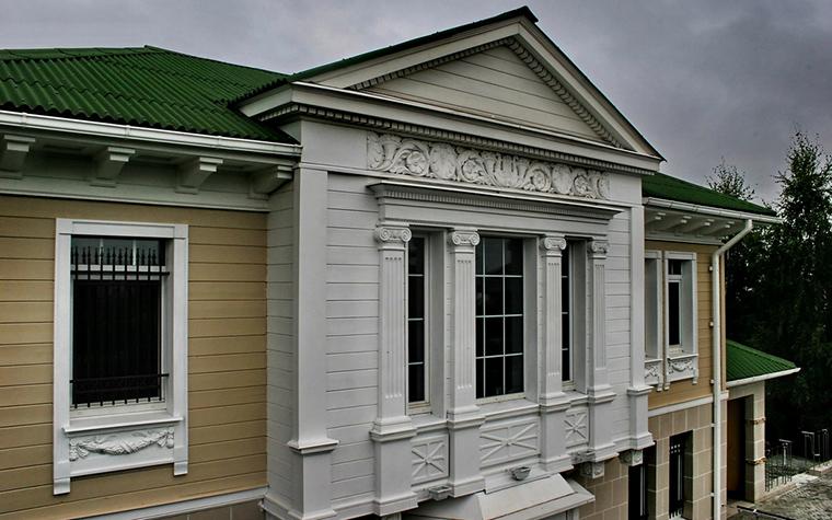 Фото № 15672 фасад  Загородный дом