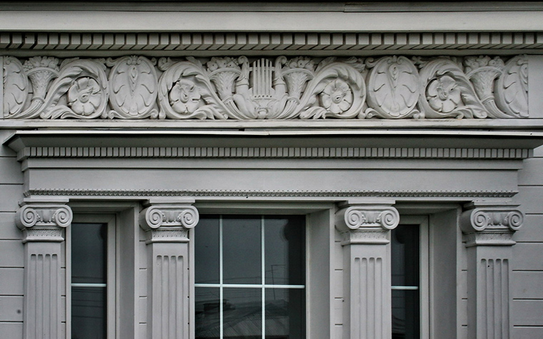 Фото № 15673 фасад  Загородный дом