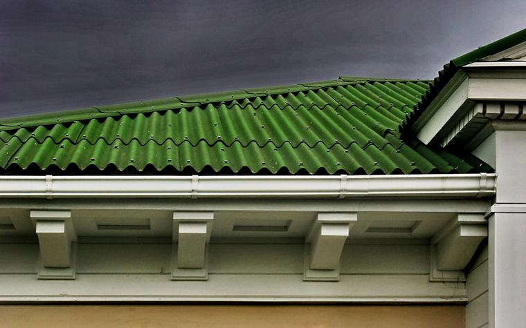 Фото № 15676 фасад  Загородный дом