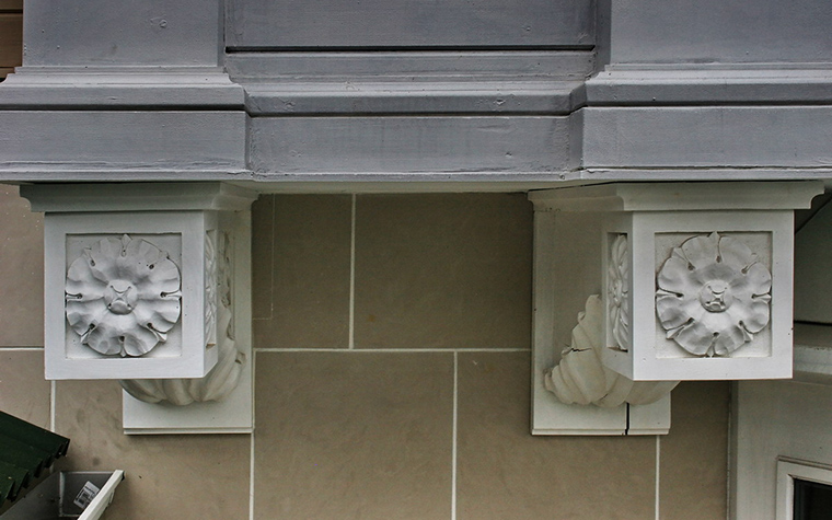 Фото № 15679 фасад  Загородный дом