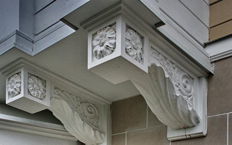 Фото № 15681 фасад  Загородный дом