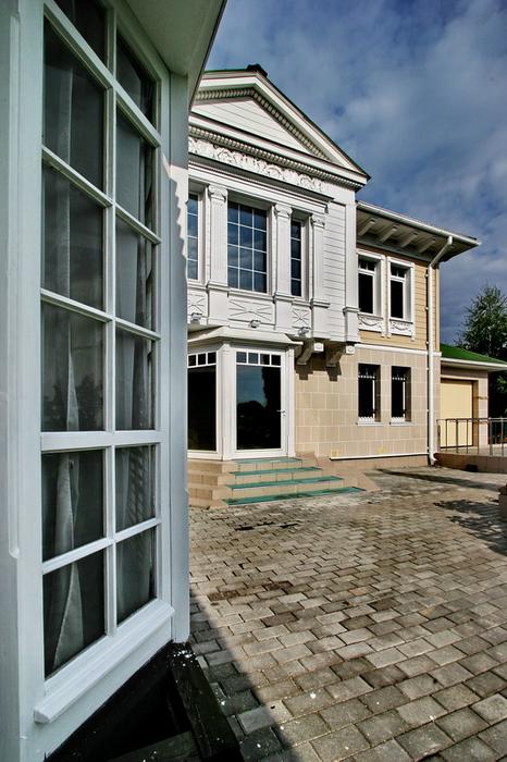 Фото № 15693 фасад  Загородный дом