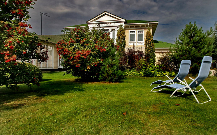 Фото № 15711 участок  Загородный дом