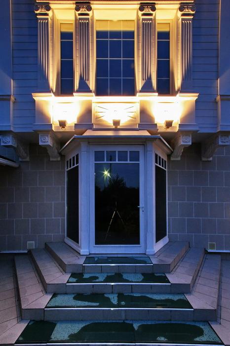 Фото № 15660 фасад  Загородный дом