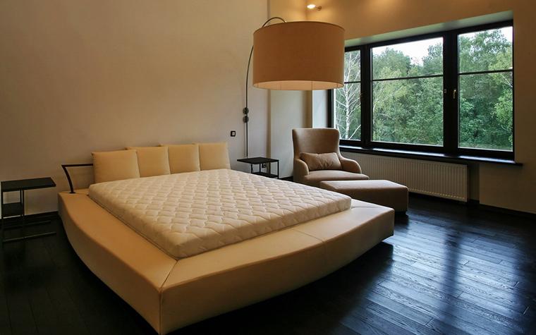 интерьер спальни - фото № 15719