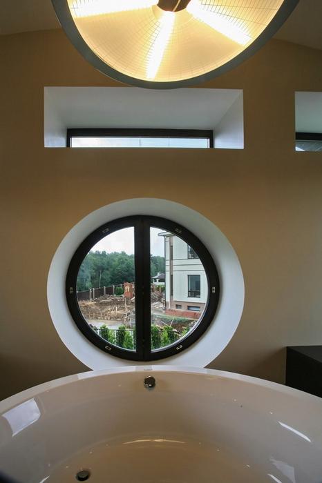 Загородный дом. ванная из проекта , фото №15733