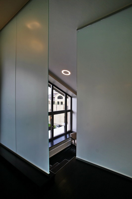 Загородный дом. кабинет из проекта , фото №15727