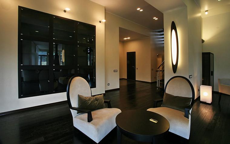 интерьер гостиной - фото № 15718