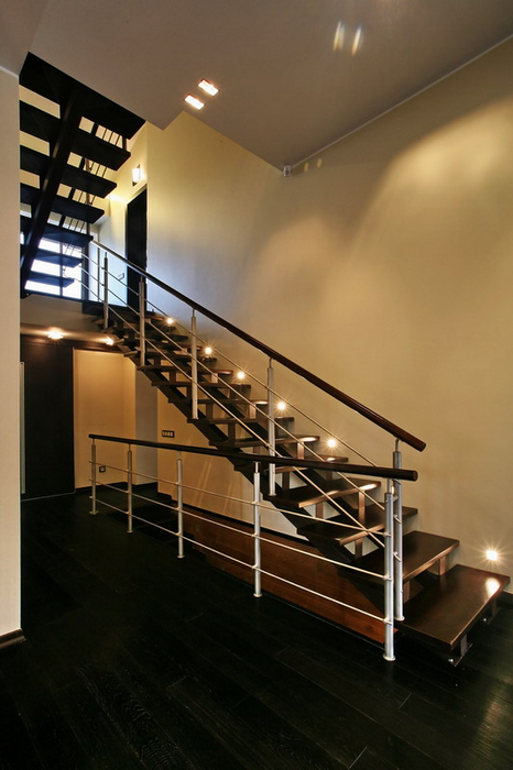Загородный дом. холл из проекта , фото №15725
