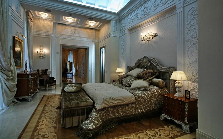 интерьер спальни - фото № 15756