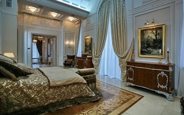 интерьер спальни - фото № 15758