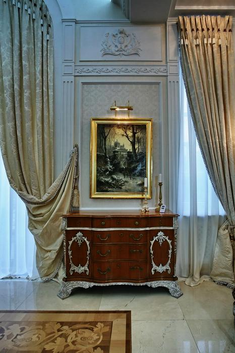 интерьер спальни - фото № 15759