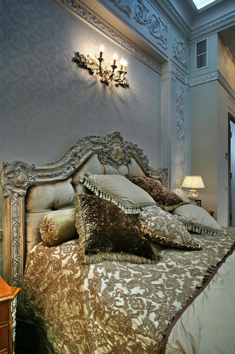 интерьер спальни - фото № 15761