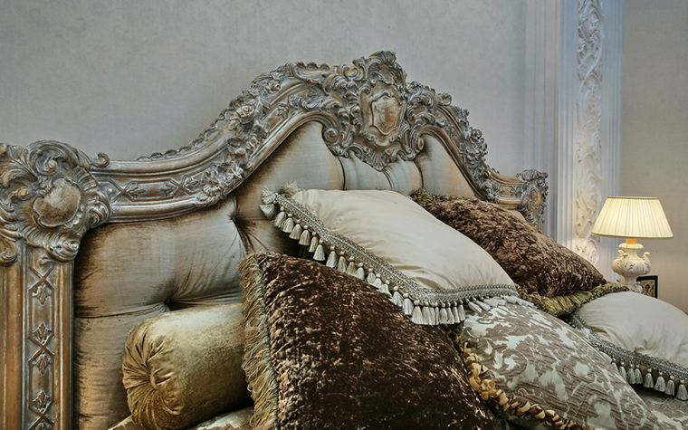 интерьер спальни - фото № 15762