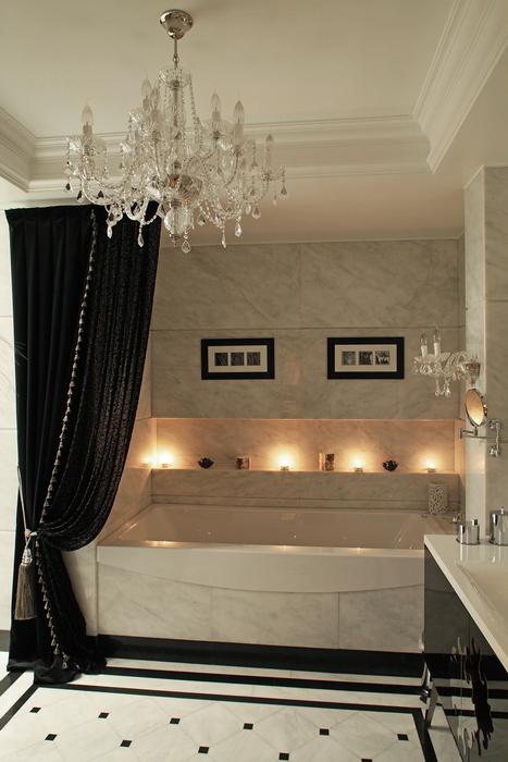 интерьер ванной - фото № 15990