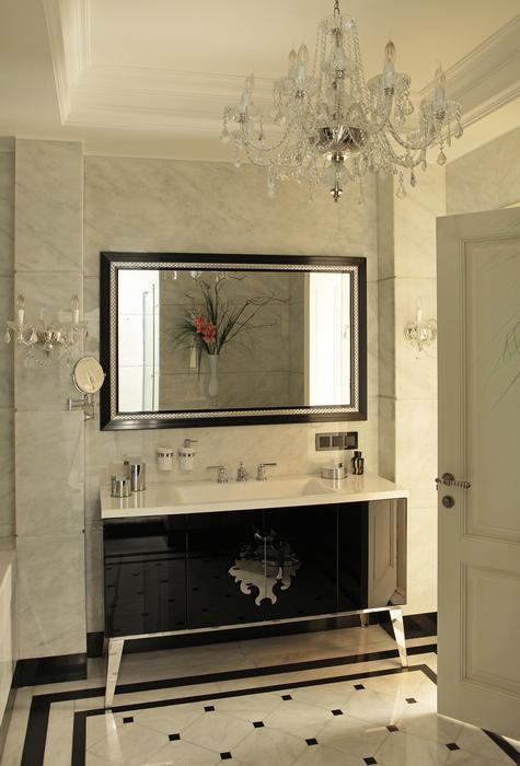 интерьер ванной - фото № 15991