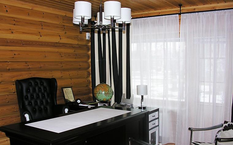 интерьер кабинета - фото № 16141