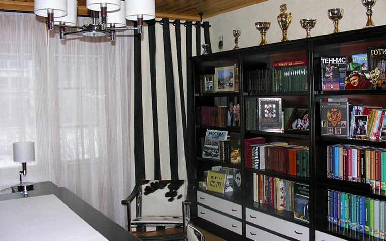 интерьер кабинета - фото № 16142