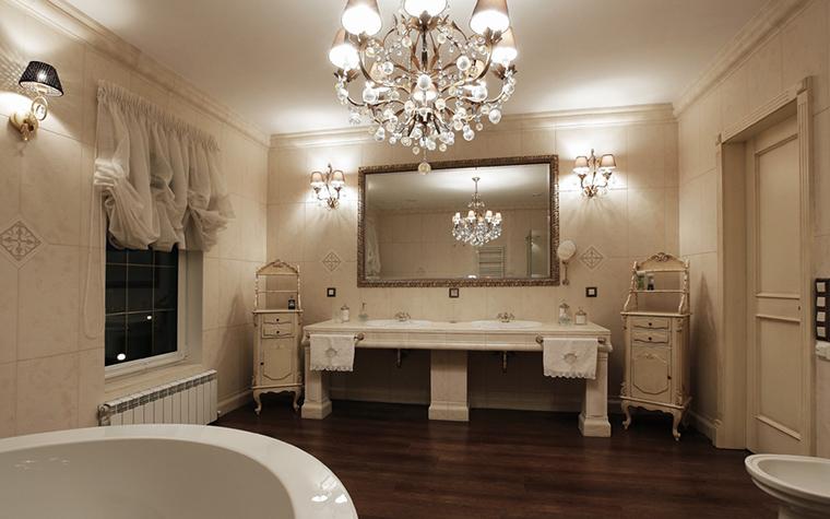 Фото № 16233 ванная  Загородный дом