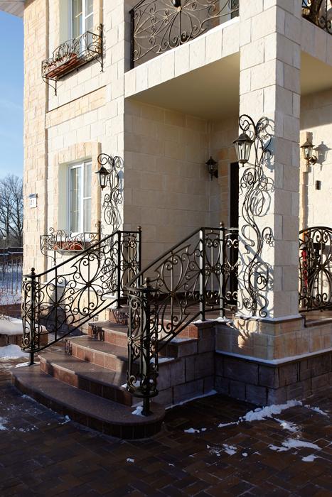 Загородный дом. фасад из проекта , фото №16280