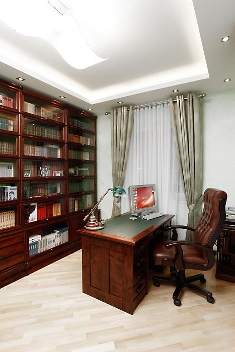 интерьер кабинета - фото № 16286